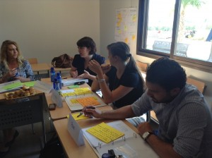 CSR workshop in Spain