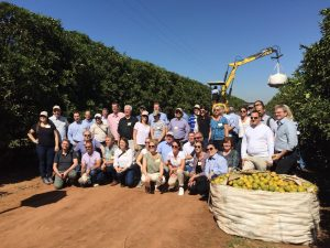 the Juice CSR Platform delegation trip to Brazil